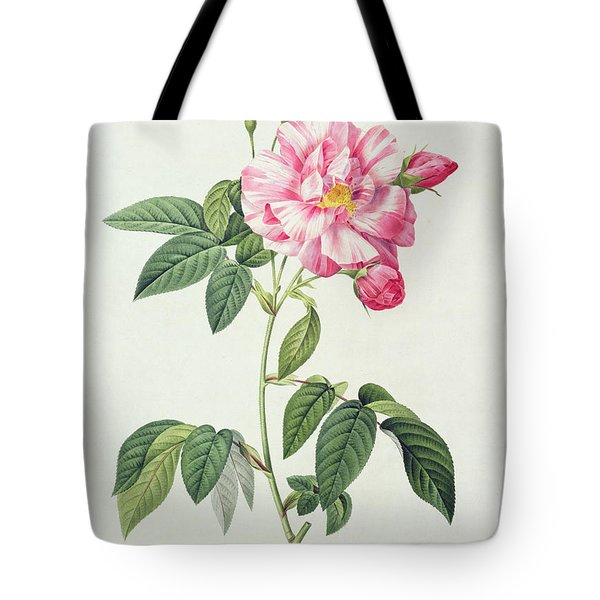 French Rose Tote Bag