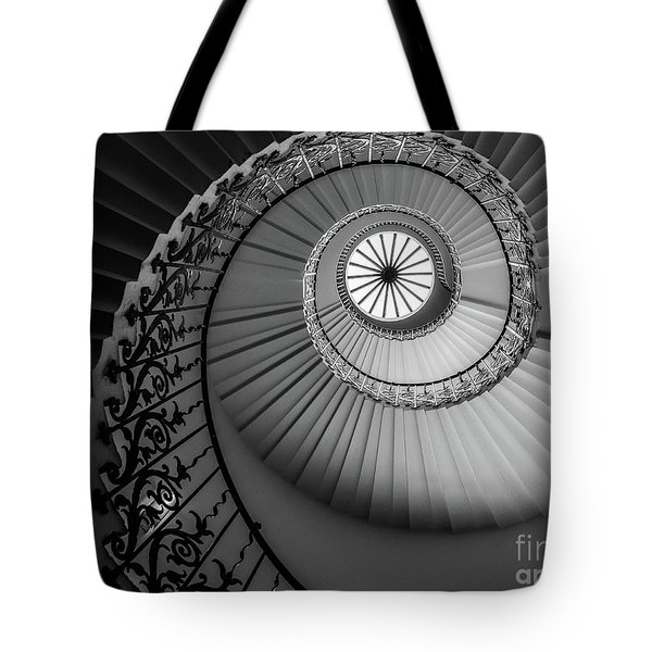 French Spiral Staircase 1 Tote Bag
