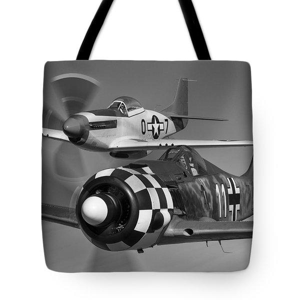 Frenemies II Tote Bag