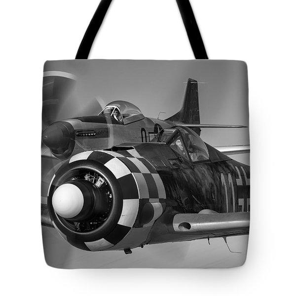 Frenemies IIi Tote Bag