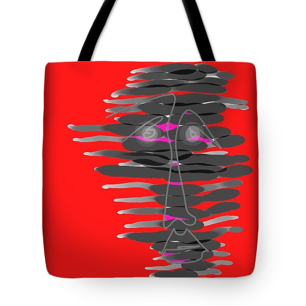 Frenzy Tote Bag