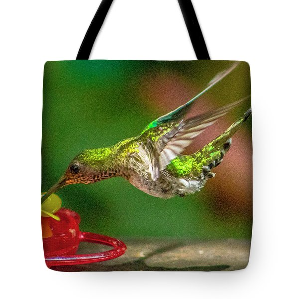 Frequent Flyer 3 Tote Bag