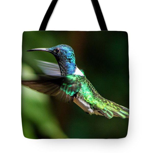 Frequent Flyer, Mindo Cloud Forest, Ecuador Tote Bag