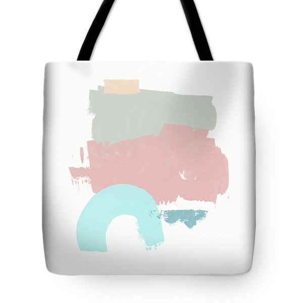 Fresh Abstract 2- Art By Linda Woods Tote Bag