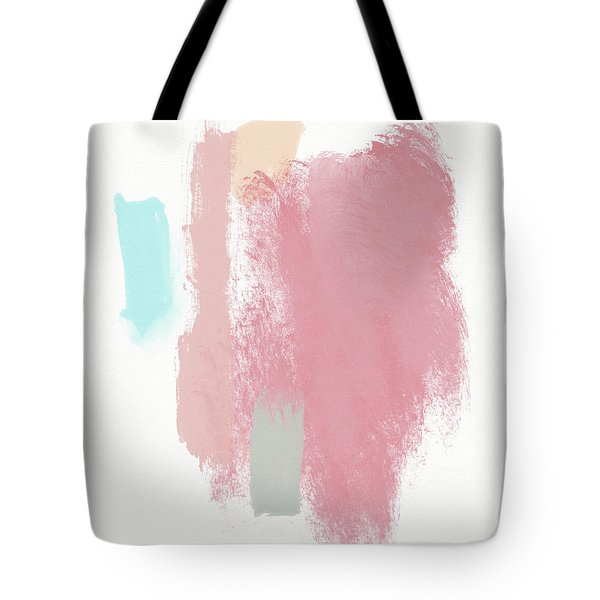 Fresh Abstract 3- Art By Linda Woods Tote Bag