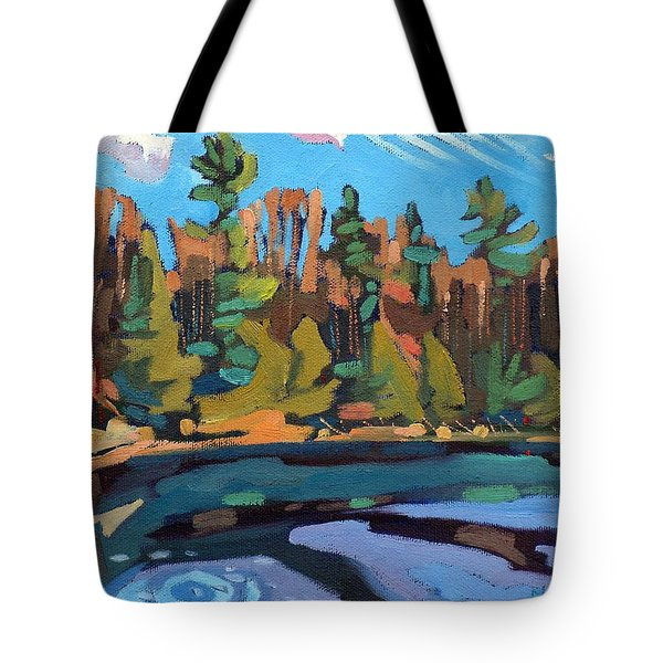 Fresh Air Tote Bag by Phil Chadwick