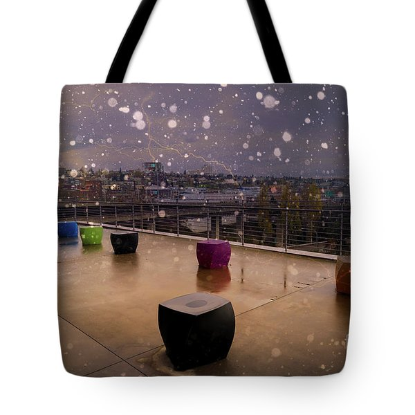 Fresh Air Tote Bag