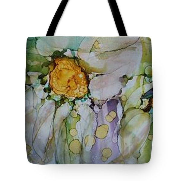 Fresh As A Daisy Tote Bag