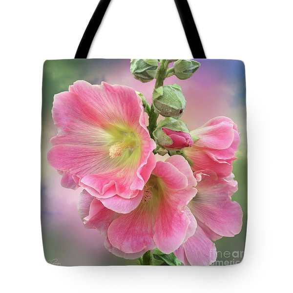 Fresh As The New Day Tote Bag