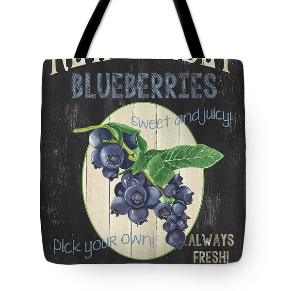 Fresh Berries 1 Tote Bag