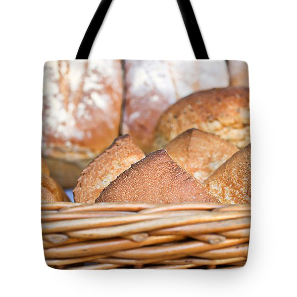 Fresh Bread Tote Bag