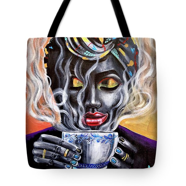 Fresh Brewed Tote Bag