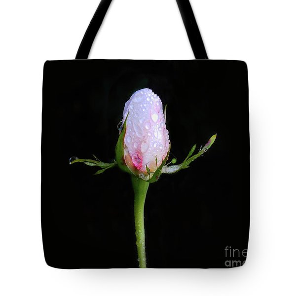 Fresh Bud Tote Bag