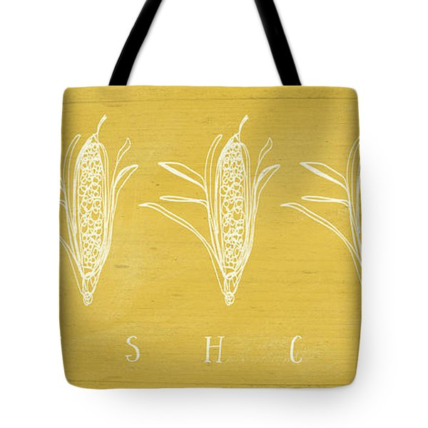 Fresh Corn- Art By Linda Woods Tote Bag