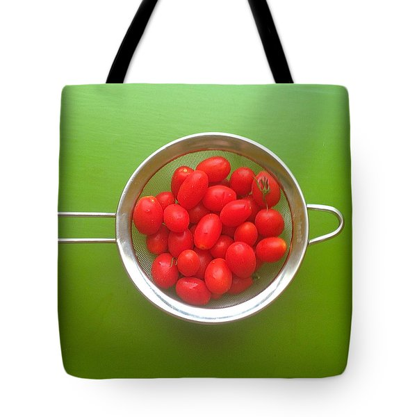 Fresh Farm Tomatoes Tote Bag