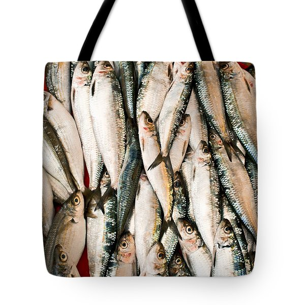 Fresh Fish Tote Bag