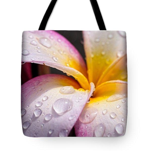 Fresh Flower Tote Bag