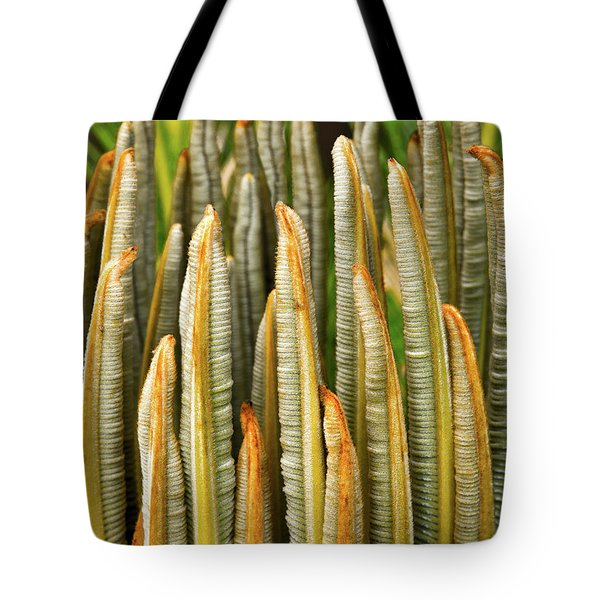 Fresh Fronds Tote Bag