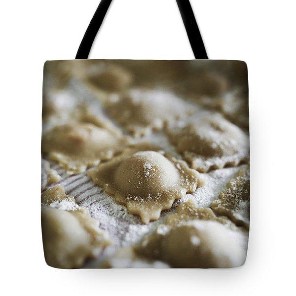Fresh Homemade Italian Pasta  Tote Bag