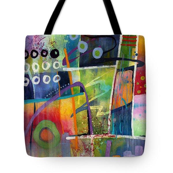 Fresh Jazz Tote Bag by Hailey E Herrera