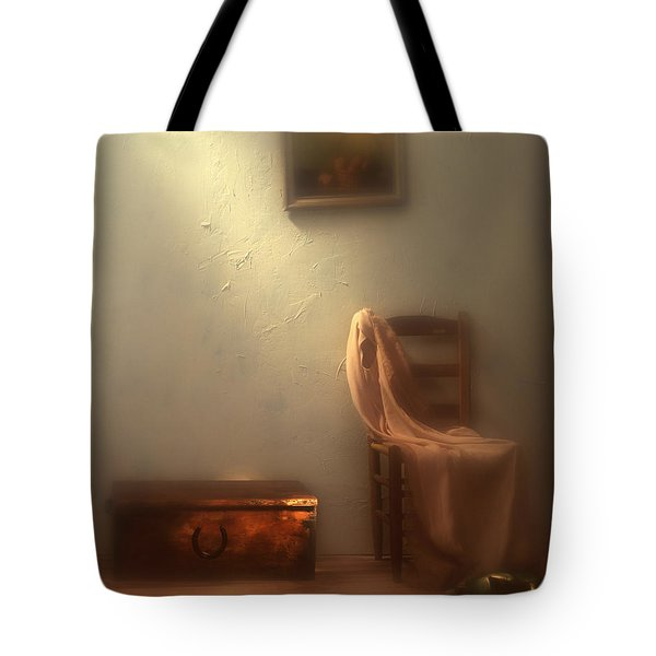 Fresh Light Tote Bag by Jack Eadon