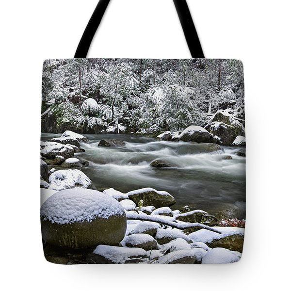 Fresh Tote Bag by Mark Lucey
