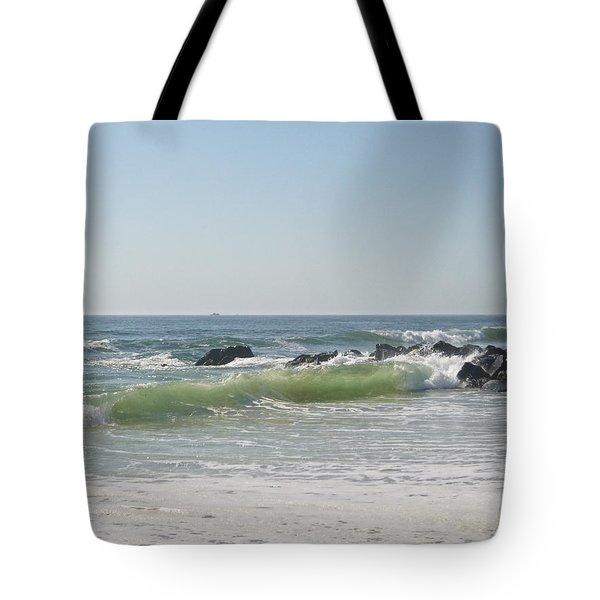 Fresh May Morning Tote Bag