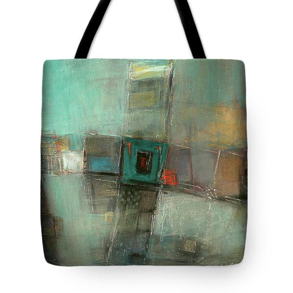 Fresh Pattern Tote Bag