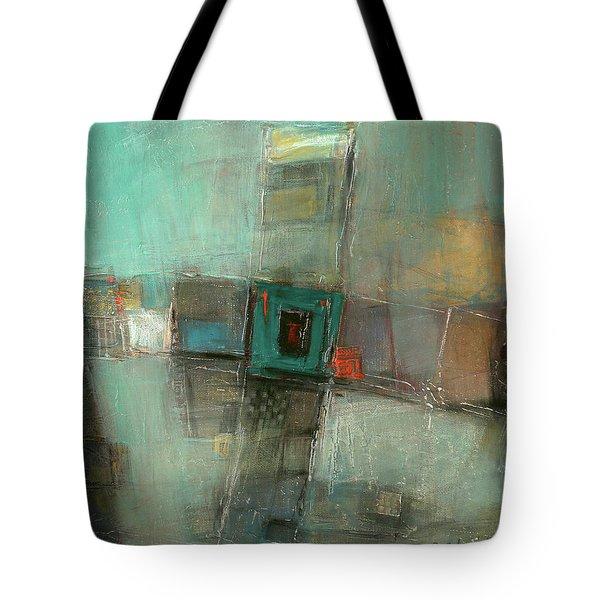 Fresh Pattern Tote Bag by Behzad Sohrabi