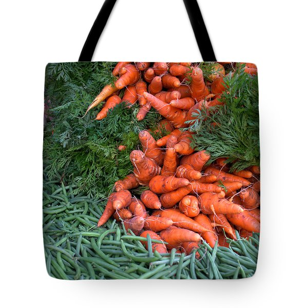 Fresh Veggies Tote Bag