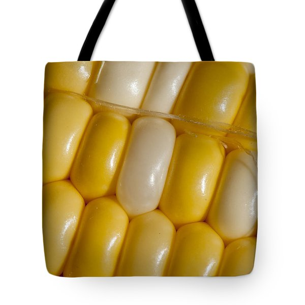 Fresh Yellow Corn Tote Bag