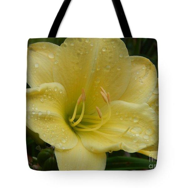 Fresh Yellow Tote Bag
