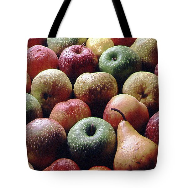 Freshly Picked Tote Bag by Steven Huszar