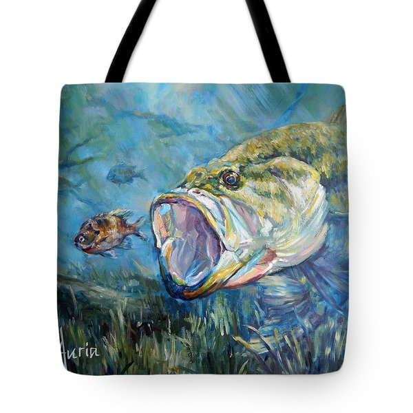 Freshwater Tote Bag
