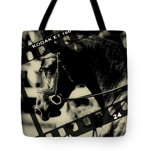 Fresian Photo Tote Bag