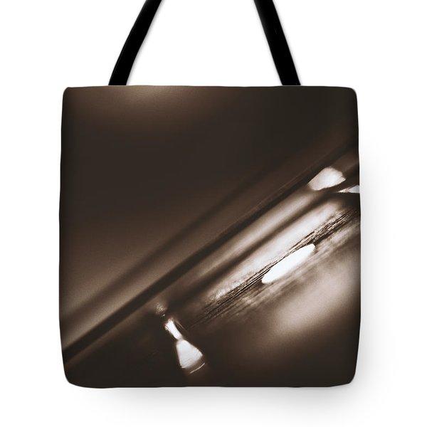 Fretboard Tote Bag