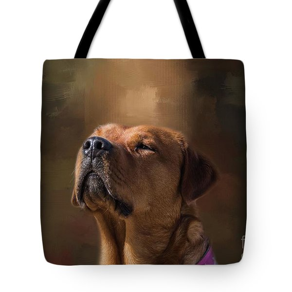 Frieda Tote Bag
