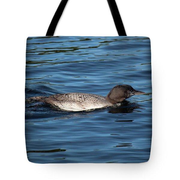 Friend Of The Lake. Tote Bag