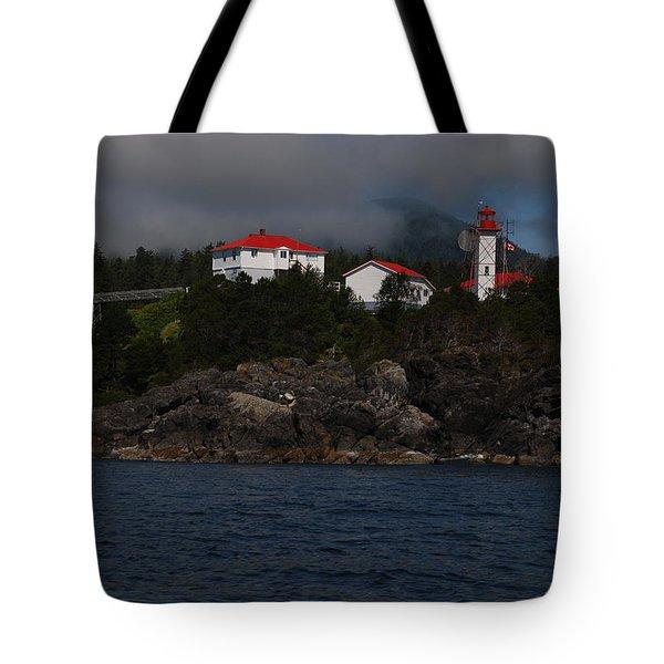 Friendly Cove #1 Tote Bag