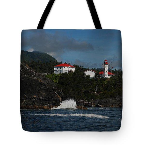 Friendly Cove #4 Tote Bag