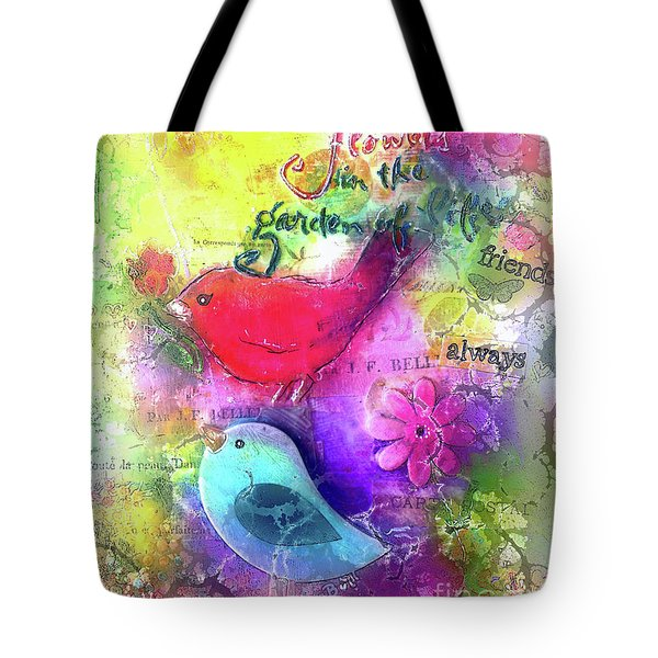 Friends Always Tote Bag