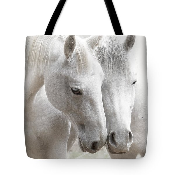 Tote Bag featuring the photograph Friends D2573 by Wes and Dotty Weber