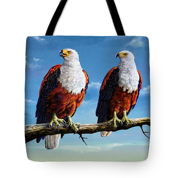 Friends Hanging Out Tote Bag