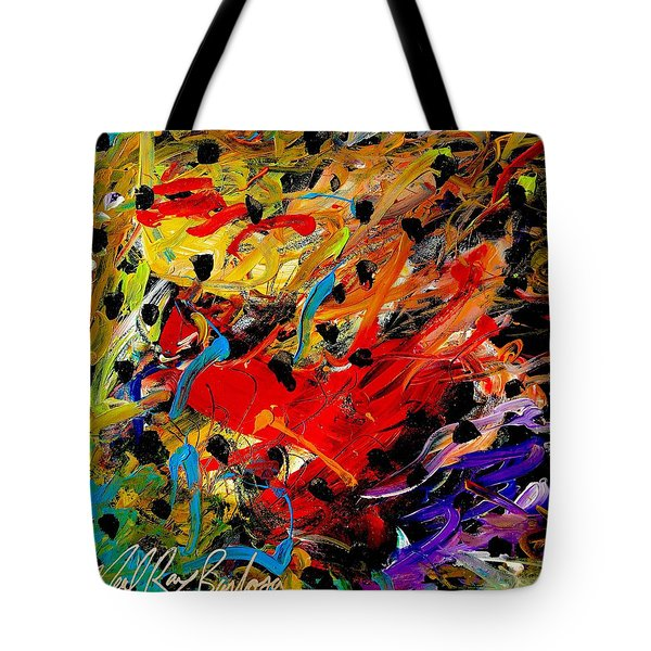 Friends Of The Praying Mantise Tote Bag