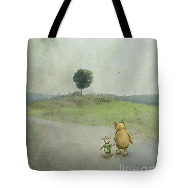 Friendship Tote Bag by Kathy Russell