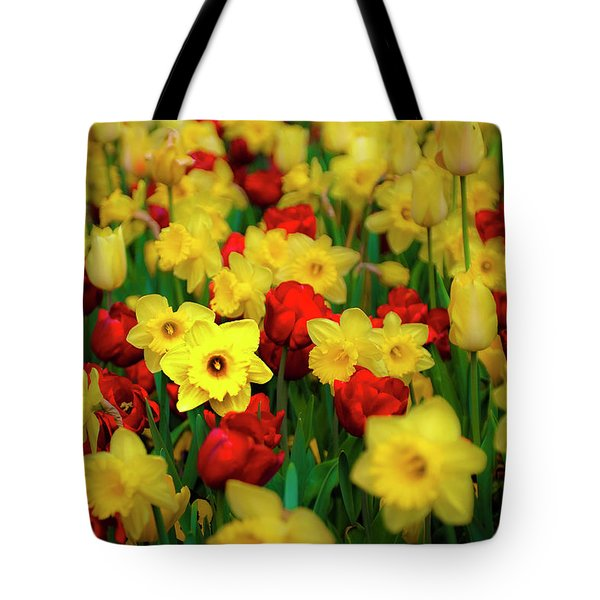 Friendship Tote Bag by Tamyra Ayles