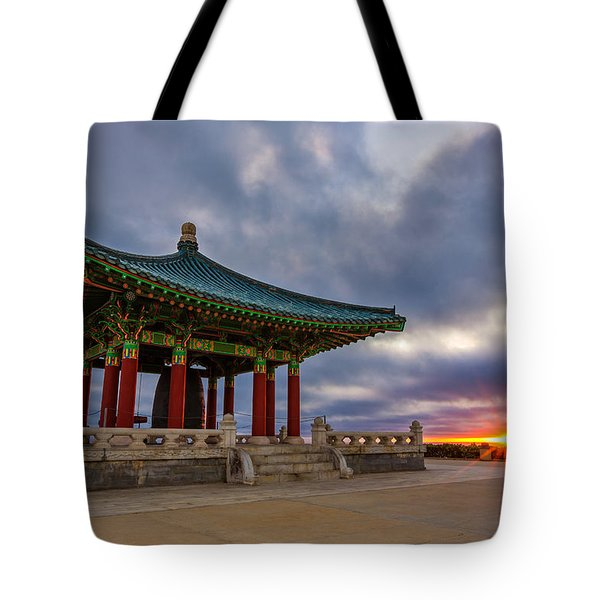 Friendship Tote Bag by Tassanee Angiolillo