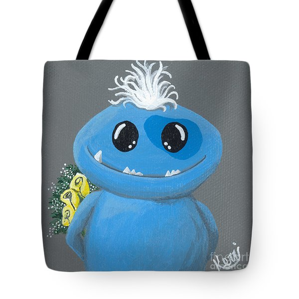 Friendzone Filbert Tote Bag by Kerri Ertman