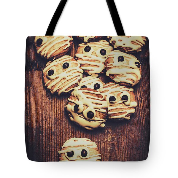 Fright Night Party Baking Tote Bag