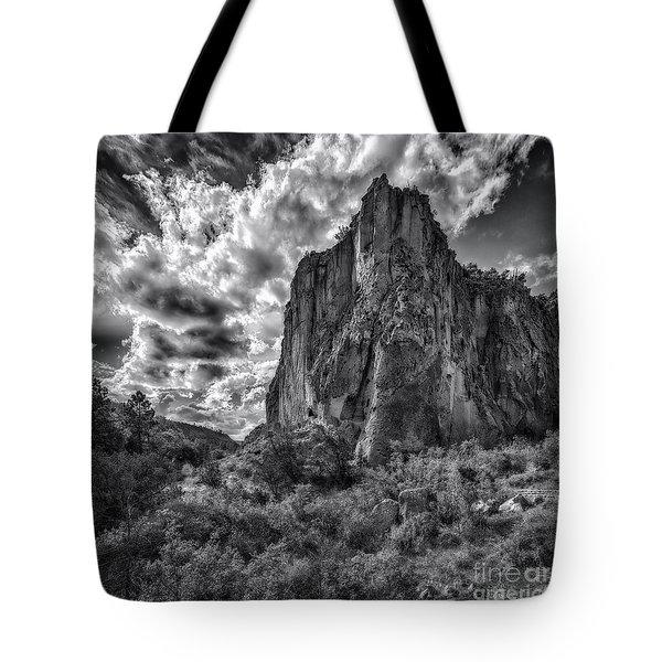 Frijoles Canyon Tote Bag